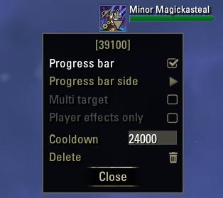 Bandits User Interface : Action Bar Mods : Elder Scrolls Online AddOns